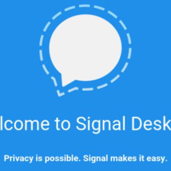 Signal Desktop sjell aplikacionin e shquar të privatësisë në kompjuterin tuaj