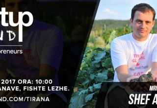 """""""I ftuari"""" i radhës i Startup Grind Tirana është themeluesi i restorantit tradicional Mrizi i Zanave"""