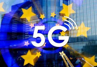 Bashkimi Evropian premton rrjetet e para 5G në 2025-ën