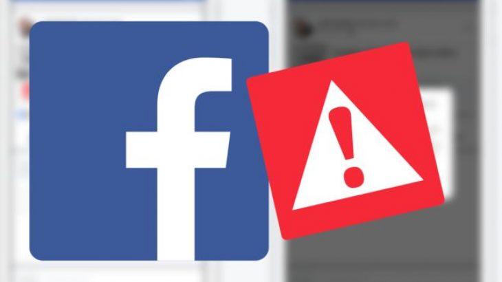 Facebook tërhiqet nga etiketimi i lajmeve të rreme