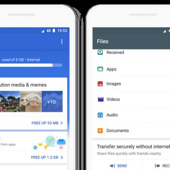 Aplikacioni Google Files Go i disponueshëm globalisht