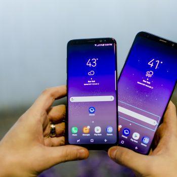 Samsung publikoi betan e katërt të Oreo për S8 dhe S8 Plus