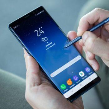 Publikohet një foto zyrtare e Galaxy Note 9