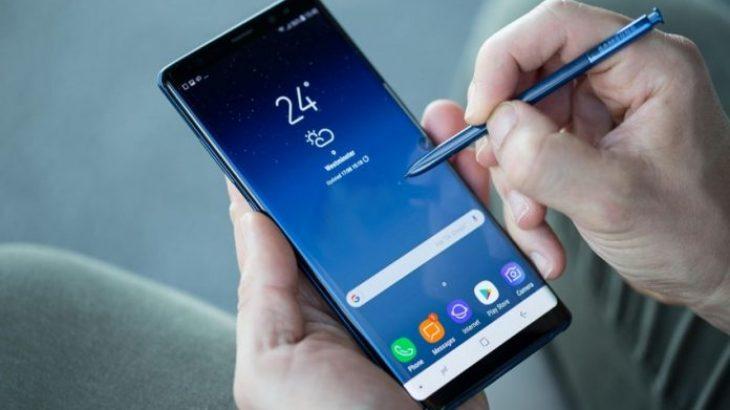 Disa Samsung Galaxy Note 8 refuzojnë të ndizen pasi bateria godet 0%