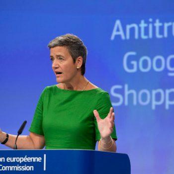 Google rrezikon një gjobë të dytë, rivalët ankohen tek Komisioni Evropian