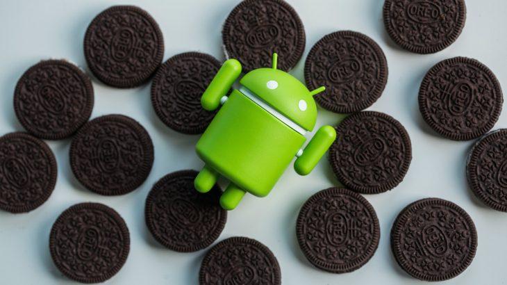 Adoptimi i Android Oreo 8.0 tepër i ulët