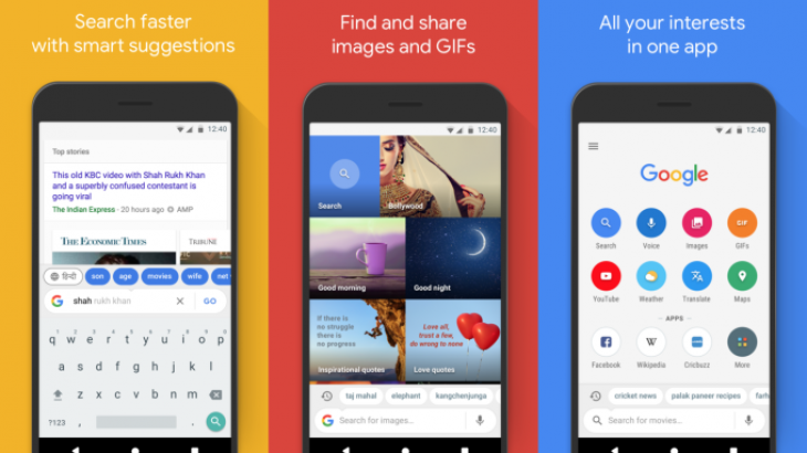 Google lançon aplikacionin Google Go për të gjithë përdoruesit