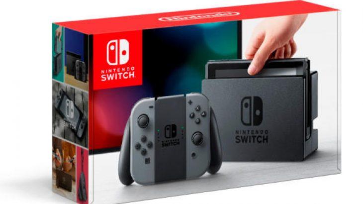 Nintendo ka shitur 10 milion konsola Switch