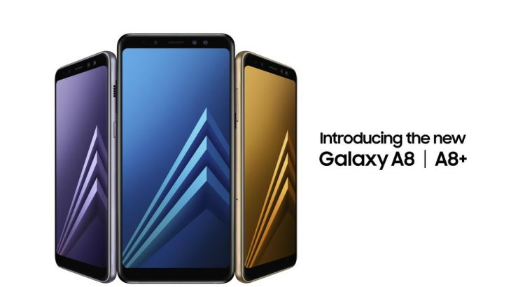 Samsung prezantoi Galaxy A8 dhe A8 Plus