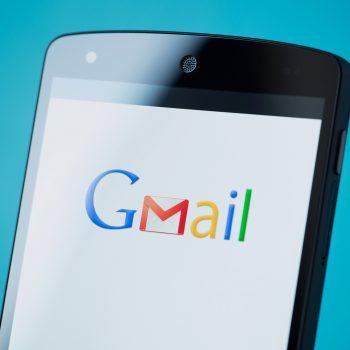 Ja sesi të fshini postën elektronike në Gmail