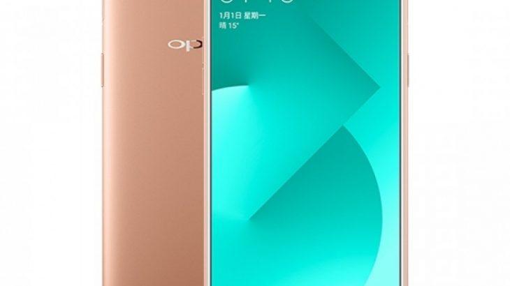 Oppo prezantoi modelin A83 me teknologjinë e njohjes së fytyrës