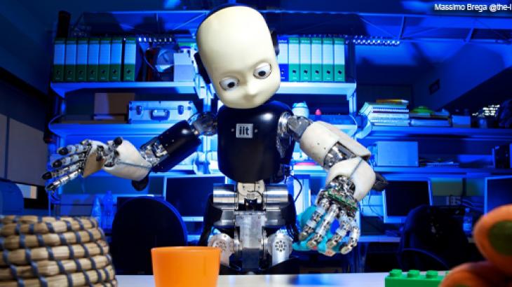iCub, roboti fëmijë është gati të debutojë në shoqëri