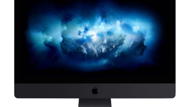 Apple fillon shitjet e iMac Pro më 14 Dhjetor nga 4,999 dollar