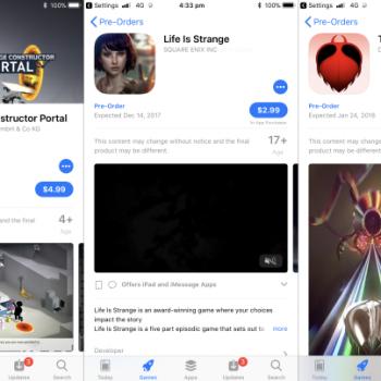 """Përdoruesit e iPhone dhe iPad mund të """"porosisin"""" aplikacionet e ardhshme në App Store"""