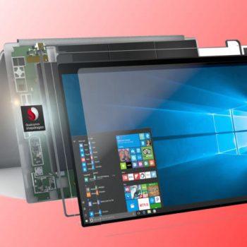 Microsoft dhe Qualcomm prezantuan kompjuterat Windows me procesorë Snapdragon