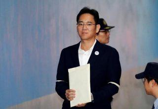 Prokurorët kërkojnë 12 vite burgim për trashëgimtarin e Samsung Jay Y. Lee