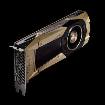 Nvidia prezantoi kartën grafike më të fuqishme në botë me kosto 2,999 dollar, Titan V