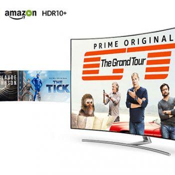 Samsung dhe Amazon Prime Video Lançojnë të Parët Përmbajtjen HDR10+