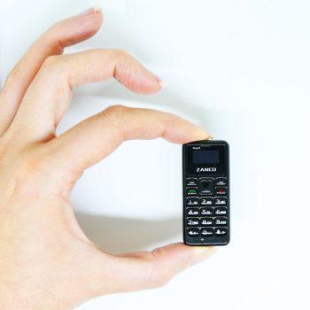 Zanco, telefoni më i vogël në botë