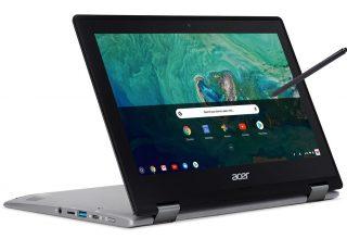 Acer prezantoi Chromebook Spin 11 me dizajn 360 gradësh