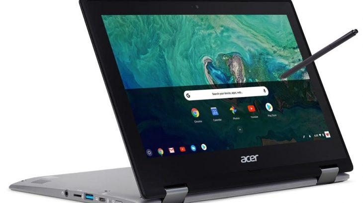Acer përgatitet për të lançuar Chromebook të rangut të lartë