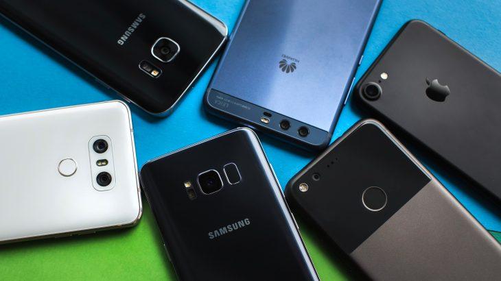 Rriten shitjet e telefonëve, Samsung i pari me Huawei në vendin e dytë