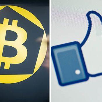 Facebook lehtëson masat për reklamimin e monedhave kriptografike