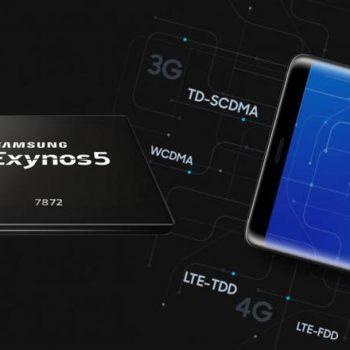 Samsung prezantoi procesorin e rangut të mesëm Exynos 7872
