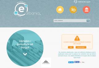 """E-Albania sjell shërbimin e ri elektronik """"Vërtetim i periudhës së burgut"""""""