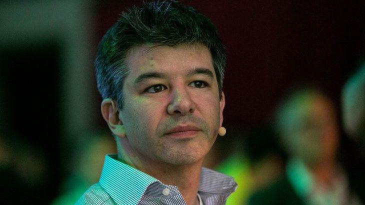 Ish ekzekutivi i Uber Kalanick shet 1/3 e aksioneve