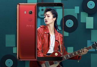 HTC prezantoi telefonin selfie U11 EYES me dy kamera frontale