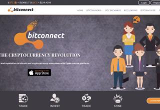 Bitconnect, platforma e investimit e akuzuar si një skemë ponzi ndalon aktivitetin