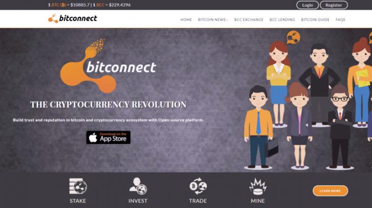 Bursa e Bitconnect qëndron operacionale, lançon një ICO në mbështetje të mbajtësve të monedhave BCC