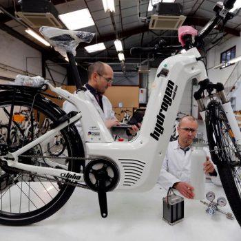 Një startup Francez ndërton biçikleta me hidrogjen
