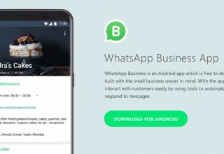 WhatsApp Business debuton në Android dhe është falas