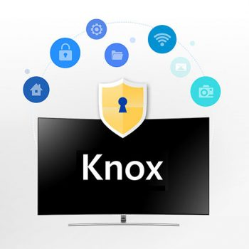 Televizorët Smart 2018 të Samsung Electronics Janë të Parët Produkte të Çertifikuara nga Industria për Sigurinë e Shtuar