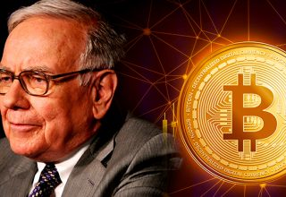 Warren Buffet, Bitcoin e pret një fund i keq