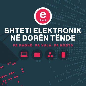 Hakerat sulmuan 2.5 milion herë portalin E-Albania