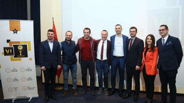 Mes emocionesh dhe surprizash hapet edicioni i 6-të i Albanian ICT Awards