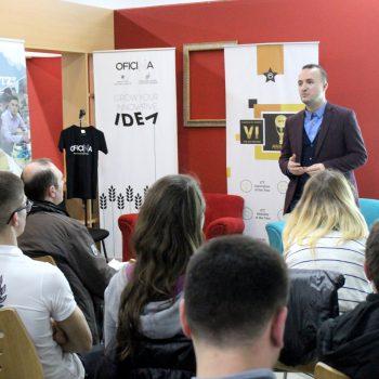 Maratona e takimeve informative të Albanian ICT Awards VI filloi me nxënësit e Institutit Harry Fultz