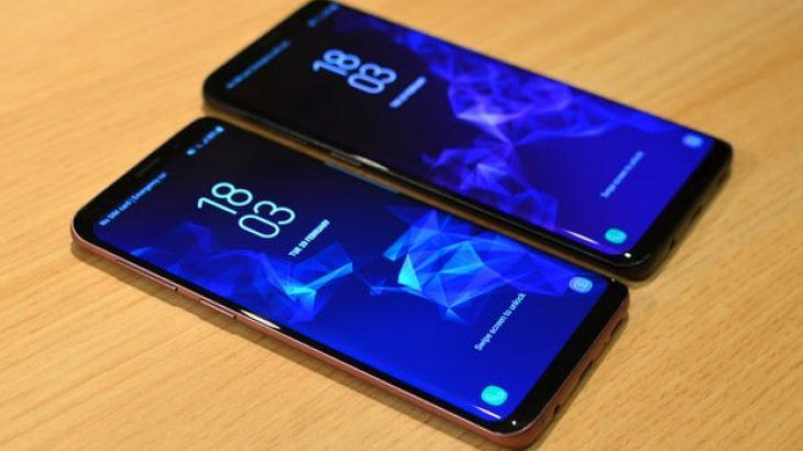 Samsung zbuloi Galaxy S9 dhe S9 Plus me ekrane dhe kamera të reja