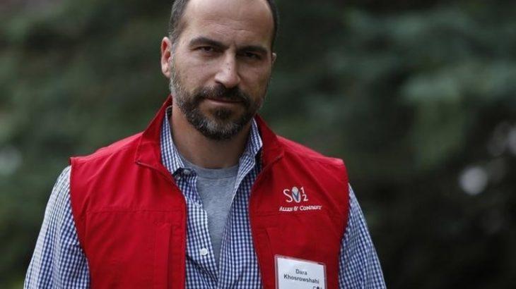 CEO i Uber, makinat fluturese realitet pas 10 vitesh