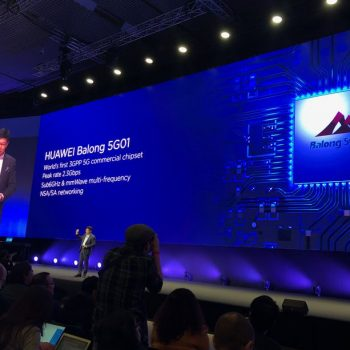 Huawei prezanton çipin e parë mobil 5G