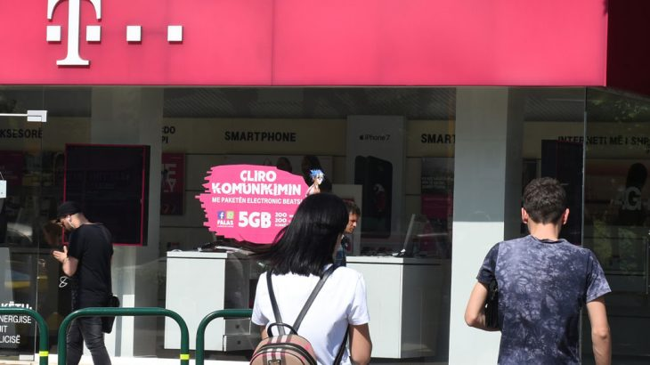 Tregu i celularëve e mbyll vitin 2017 humbje