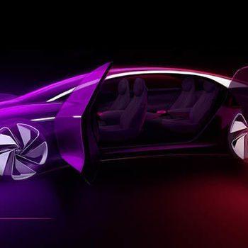Prezantohet koncepti i makinës autonome të Volkswagen, I.D. Vizzion