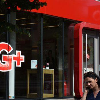 Grupi Vodafone poston humbje rekord por aksionet rriten