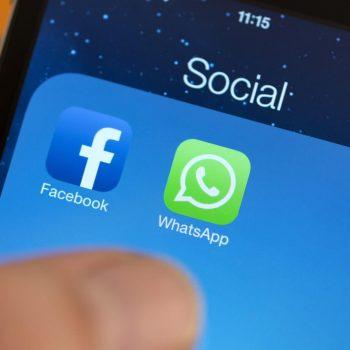 WhatsApp po përdoret më shumë sesa Facebook për konsumimin e lajmeve