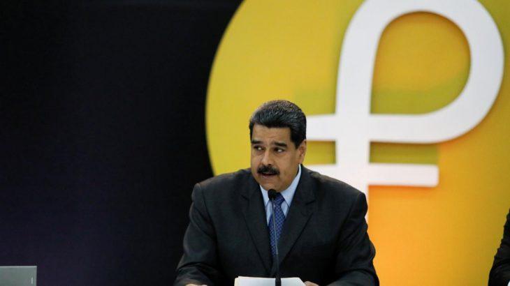 """Monedha kriptografike """"petro"""" e Venezuelës ka ngritur 735 milion dollarë"""