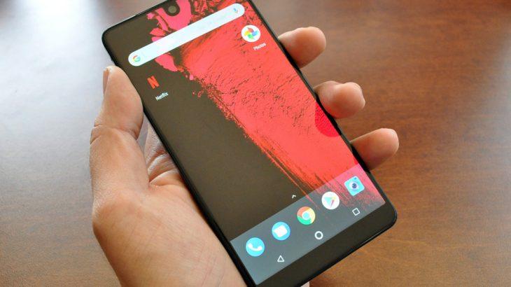 Telefoni shumë i pritur i Andy Rubin Essential Phone është shitur në vetëm 88 mijë njësi