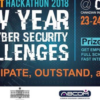 Instituti Kanadez i Teknologjisë organizon garën kibernetike @CIT Hakathon 2018